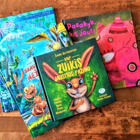 Kaip skaitant su vaikais knygas kalbėti apie jausmus?