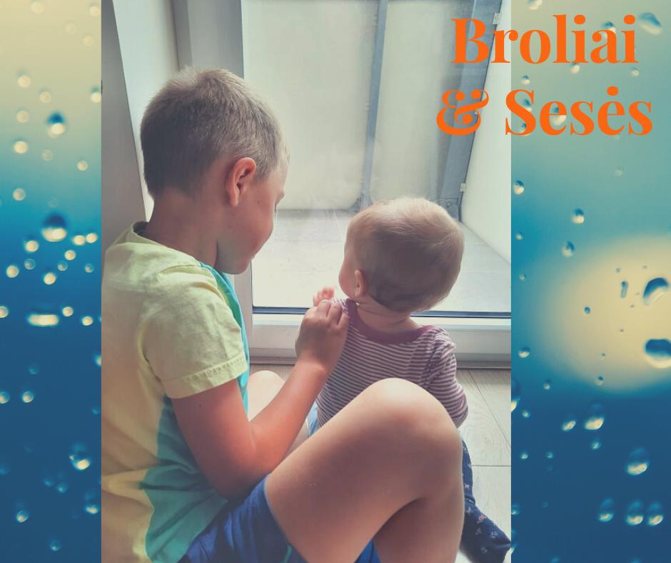 Kodėl mūsų vaikai taip dažnai pykstasi ir kaip mums elgtis?