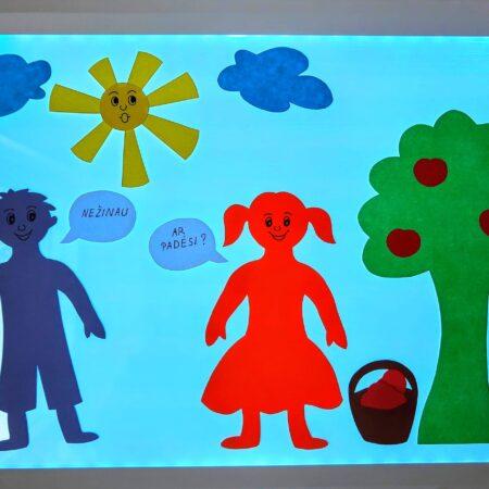 Padėkime vaikams geriau save pažinti ir tapti geresniais